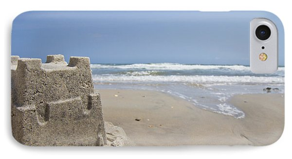 Topsail Castle IPhone Case by Betsy Knapp