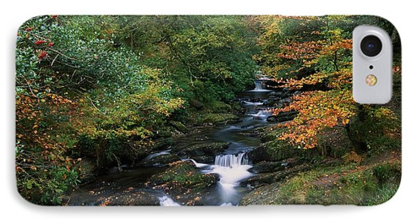 Torc Waterfall, Ireland,co Kerry Phone Case by The Irish Image Collection