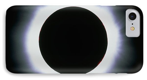 Total Solar Eclipse, 1999 Phone Case by Dr Fred Espenak