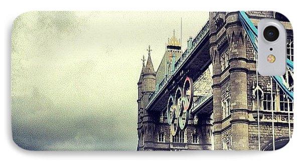 Tower Bridge 2012 IPhone Case