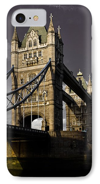 Tower Bridge Phone Case by David Pyatt