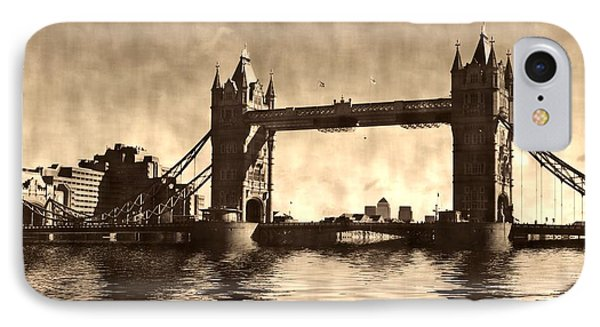 Tower Bridge Phone Case by Sharon Lisa Clarke