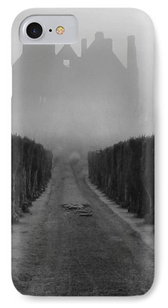 Tower In The Mist IPhone Case