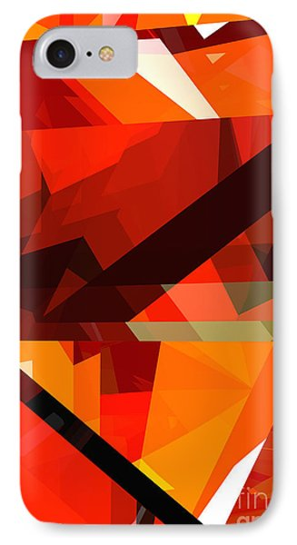 Tower Series 14p Phone Case by Russell Kightley