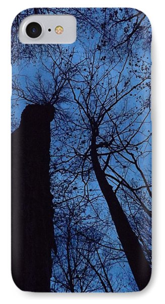 Towering Into The Night IPhone Case