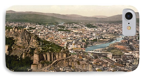 Town Fortress In Tbilisi - Georgia IPhone Case by International  Images