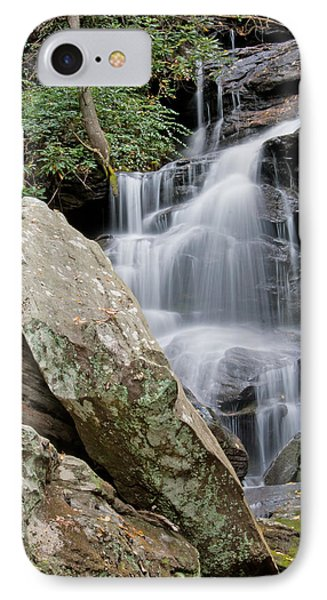 Tranquil Waterfall IPhone Case