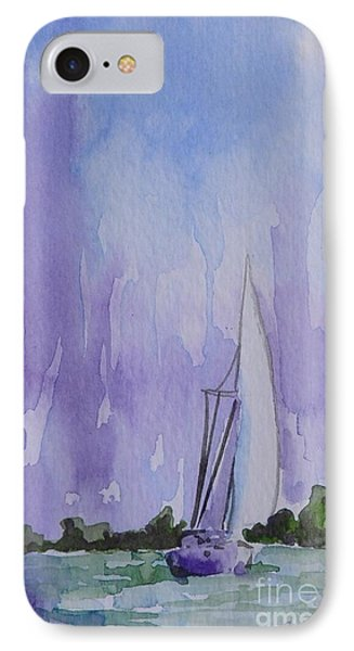 Tranquility Phone Case by Gretchen Bjornson
