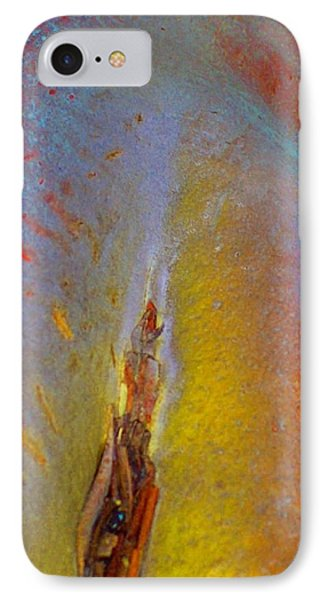 IPhone Case featuring the digital art Transform by Richard Laeton