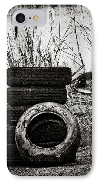 Tread Lightly IPhone Case by Jessica Brawley