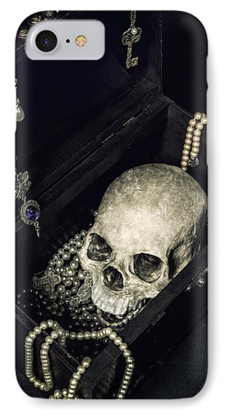 Treasure Chest Phone Case by Joana Kruse