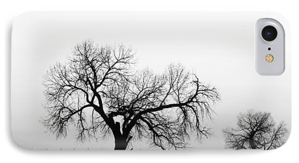 Tree Harmony Black And White Phone Case by James BO  Insogna