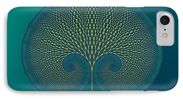 Tree Of Well-being IPhone Case by Mark Greenberg