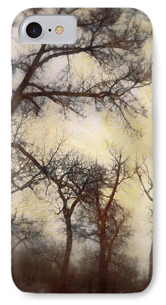 Trees  IPhone Case by Diane Dugas