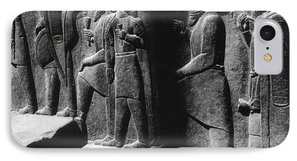 Tribute Bearers, Persepolis, Iran Phone Case by Science Source