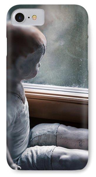 Tristesse Phone Case by Joana Kruse