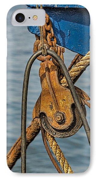Troller Details IPhone Case by Susan Candelario