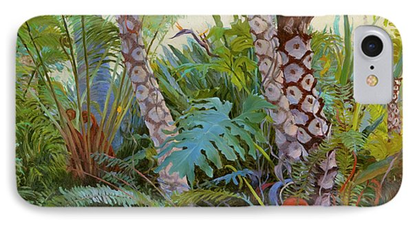Tropical Underwood IPhone Case