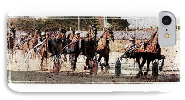 IPhone Case featuring the photograph Trotting 3 by Pedro Cardona