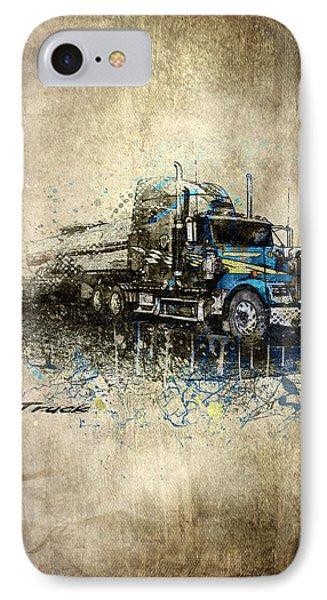 Truck Phone Case by Svetlana Sewell