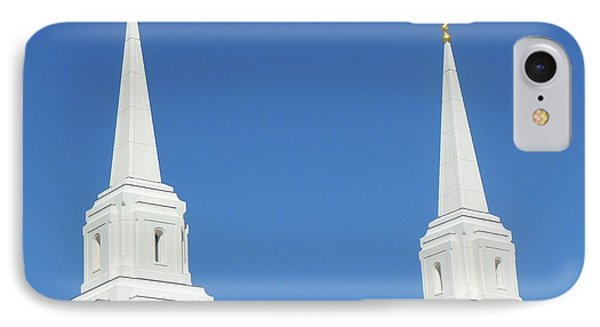 Trumpeting The Arrival Of The Lord Phone Case by Gary Baird