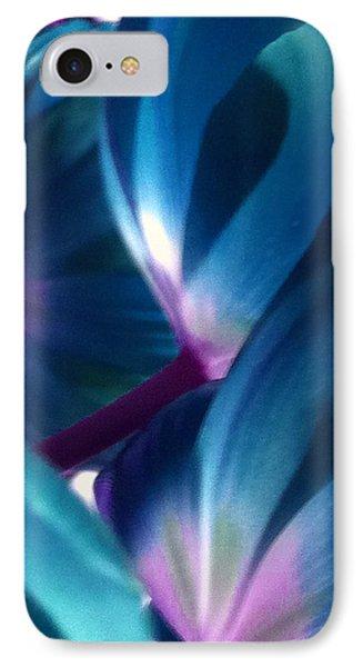 Tulip Blues IPhone Case