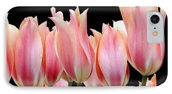 Tulips Phone Case by Nicola Butt
