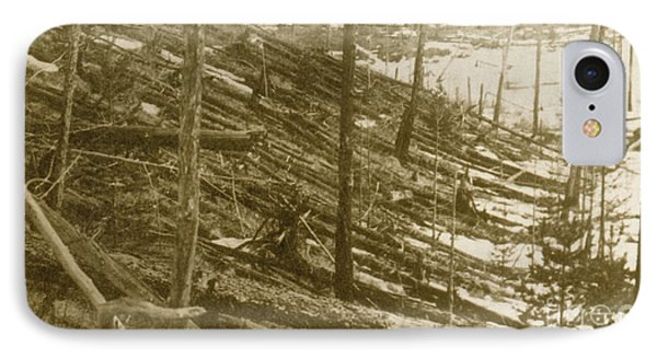Tunguska Event, 1908 Phone Case by Science Source