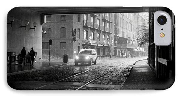 Tunnel I IPhone Case by Lynn Palmer