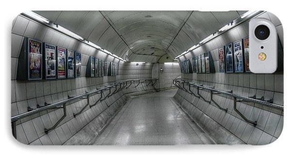 Tunnel Phone Case by Svetlana Sewell