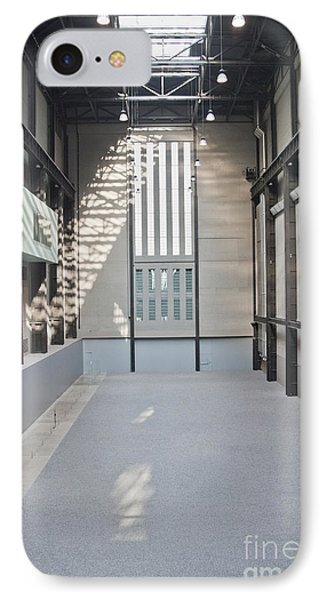 Turbine Hall Of Tate Modern Phone Case by John Harper