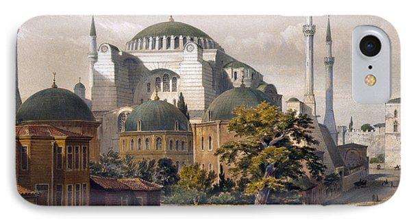 Turkey: Hagia Sophia, 1852 Phone Case by Granger