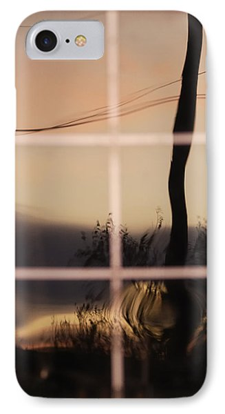 Turn Left At Dawn Phone Case by Susan Capuano