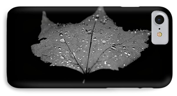 Turn Over A New Leaf Phone Case by Betsy Knapp
