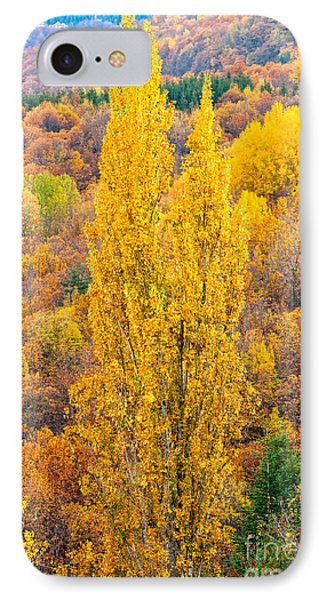 IPhone Case featuring the photograph Tuscany Landscape  by Luciano Mortula