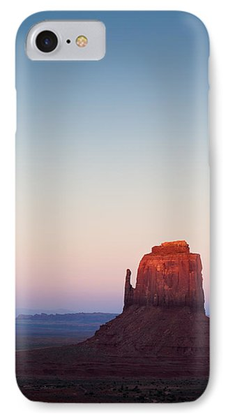 Twilight In The Valley Phone Case by Dave Bowman