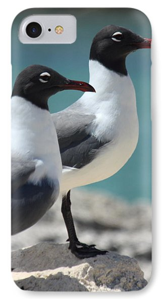 IPhone Case featuring the photograph Twins by Patrick Witz