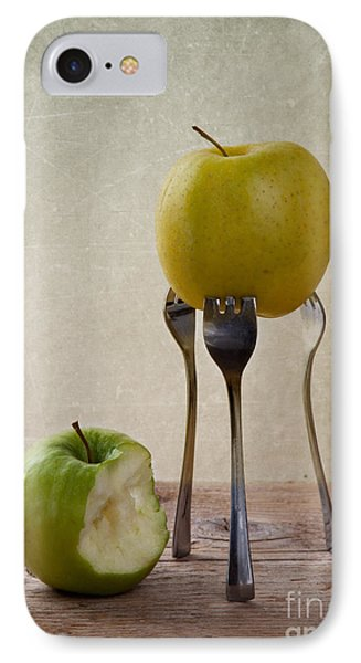 Two Apples IPhone Case