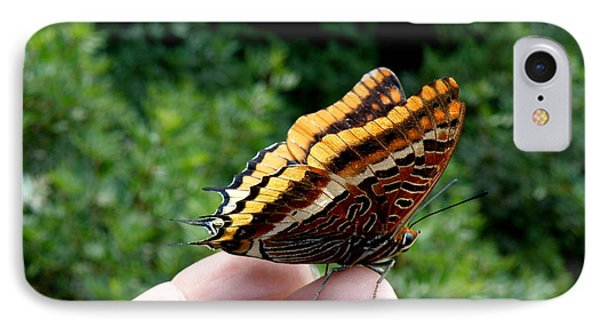 Two Tailed Pasha Phone Case by Lainie Wrightson