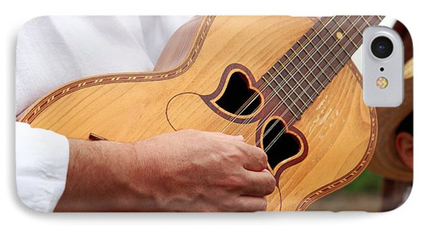 Typical Azores Guitar Phone Case by Gaspar Avila
