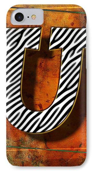 U Phone Case by Mauro Celotti