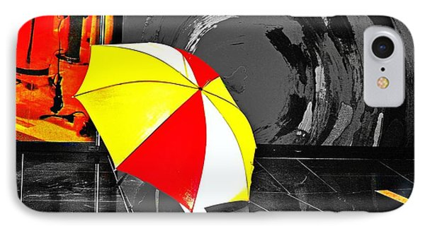 IPhone Case featuring the photograph Umbrella 2 by Blair Stuart