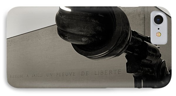 Un Fleuve De Liberte Phone Case by RicardMN Photography