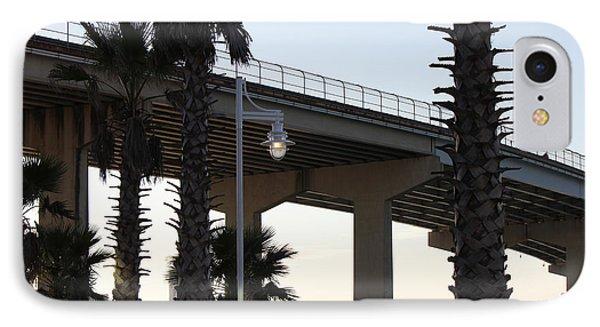 Under The Bridge IPhone Case by Deborah Hughes