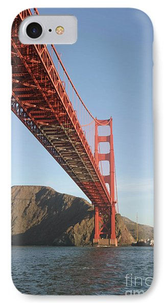 IPhone Case featuring the photograph Under The Gate by Mitch Shindelbower