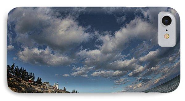 Under The Sky IPhone Case by Rick Berk