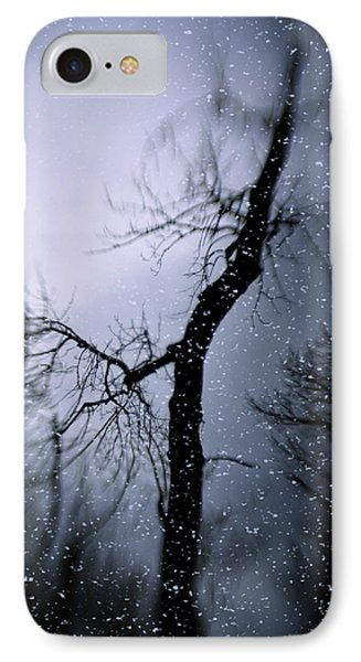 Under The Snow IPhone Case