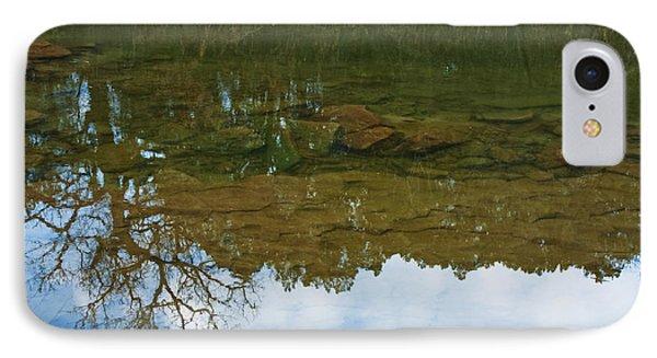 Underwater Landscape Phone Case by Lisa Holmgreen