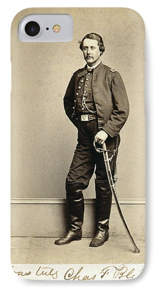 Union Soldier, 1860s Phone Case by Granger