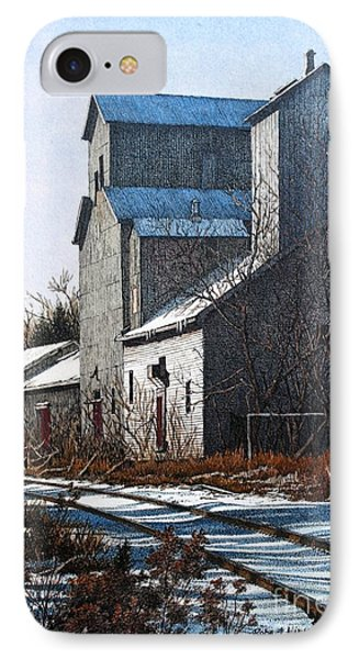 Unionville Railyard IPhone Case